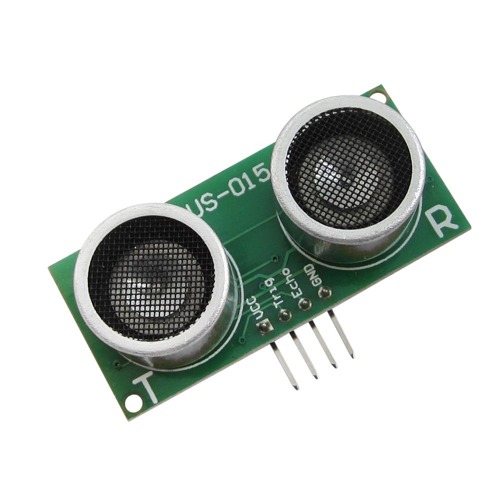 10 pcs US-015 Ultrasonic Módulo Distância de Medição do Transdutor Sensor DC 5 V