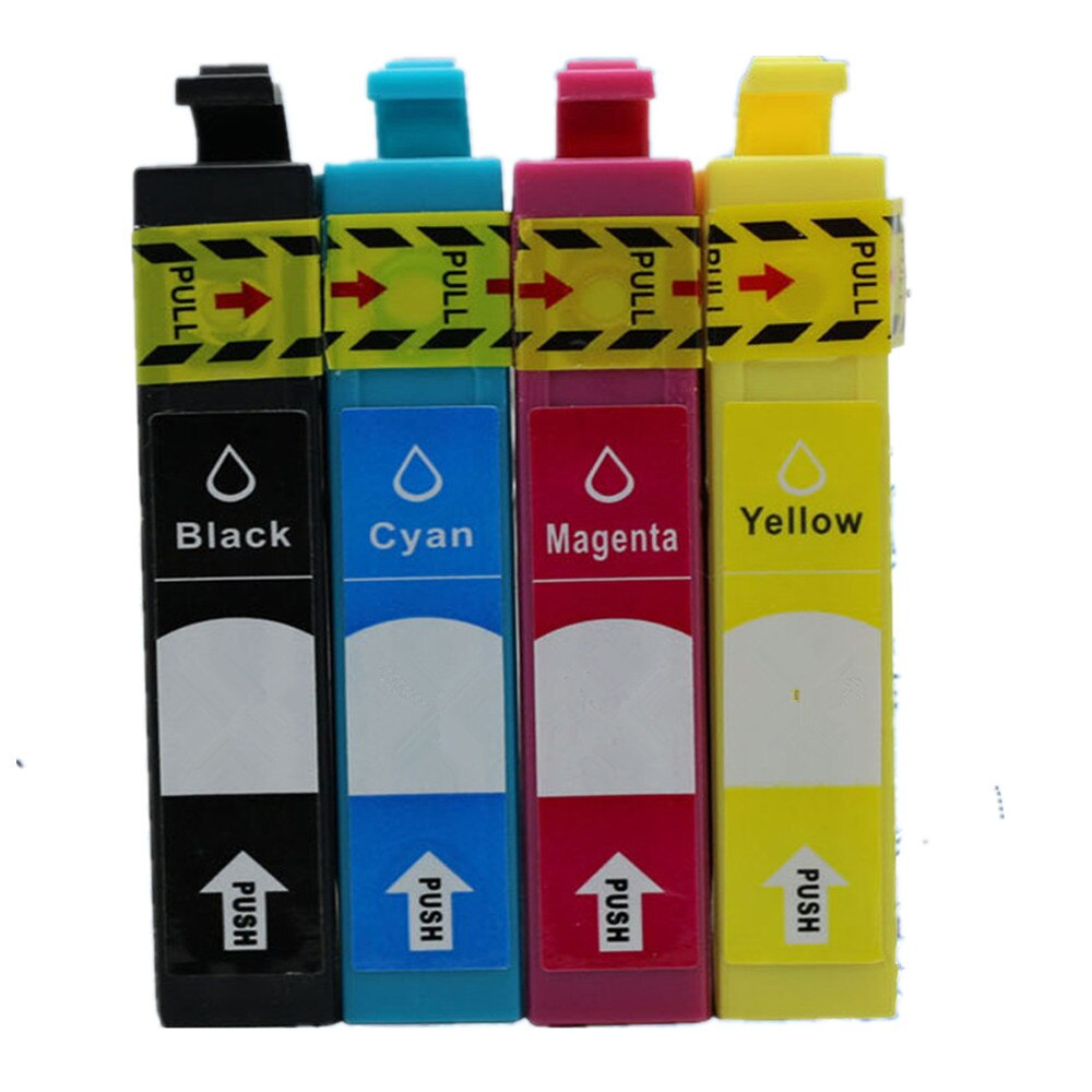 Paquete de T0461 E-461 T0474 E-474 reemplazo de cartuchos de tinta Stylus C63 C65 C83 C85 CX3500 CX4500 CX6500 Inkjer impresora