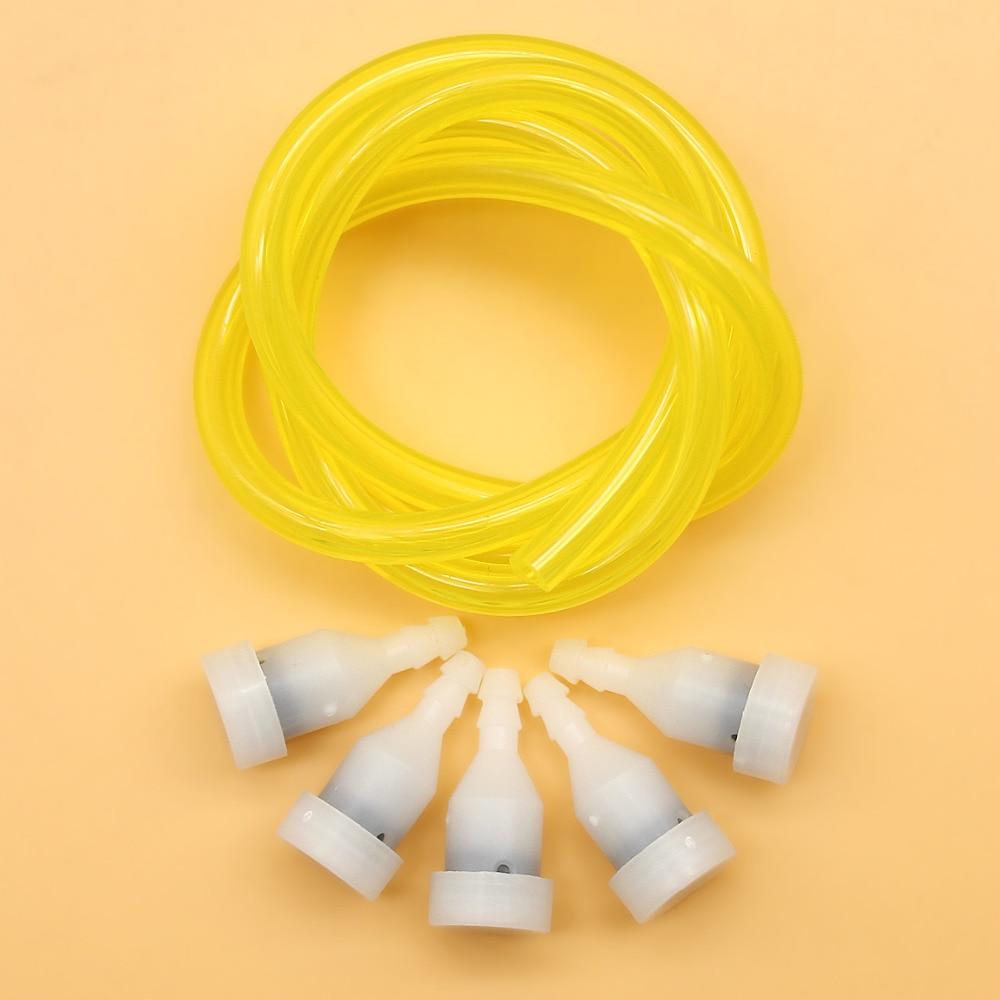 Топливный шланг Tylon 2,5x5 мм, вентиляционное отверстие для бензопилы STIHL, замена 1117, 350, 5800