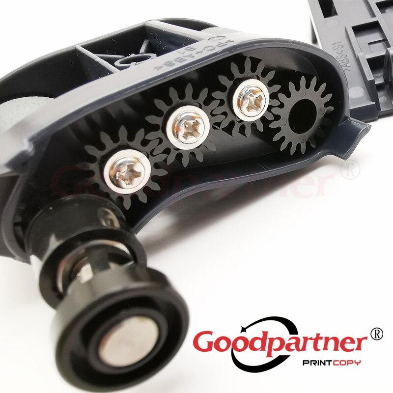2 комплекта для HP 500 MFP M525 M575 M775 M725 M630 M651 M680 ScanJet 7500 8500 OfficeJet X585 ролик ADF Запасной комплект L2725-60002