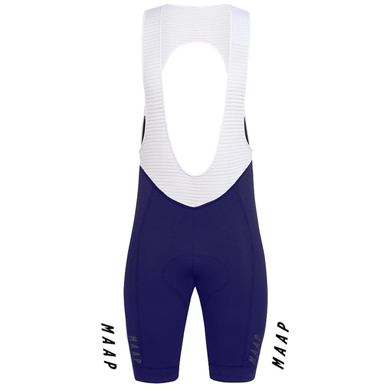Culotte de ciclismo para hombre, runkita 2019 pro team azul marino, pantalones cortos para ciclismo, baberos, pantalones con esponja, almohadilla para triatlón, cuissard velo