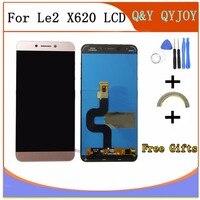 ЖК-дисплей для Letv LeEco Le 2 Le2 Pro X620 X520 X526 X527, кодирующий преобразователь сенсорного экрана в сборе дюйма, замена для LeEco le 2x529