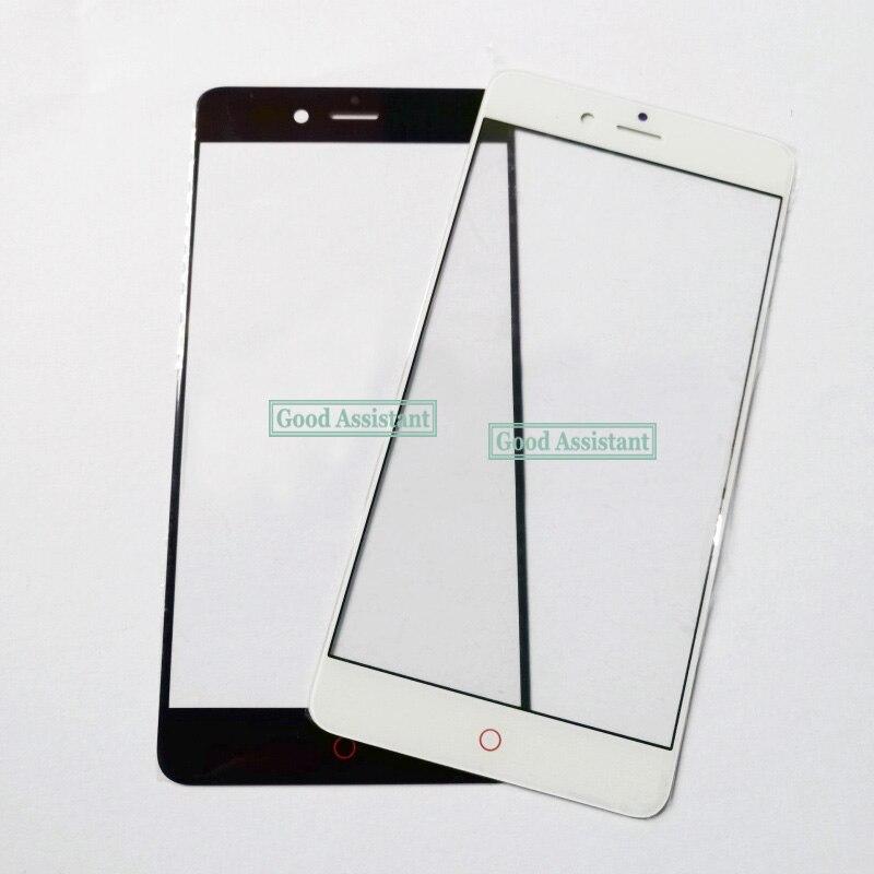 "No pantalla táctil/digitalizador sólo vidrio para Archos Diamond alfa Plus 5,2 ""teléfonos móviles de pantalla frontal lente exterior reemplazo"