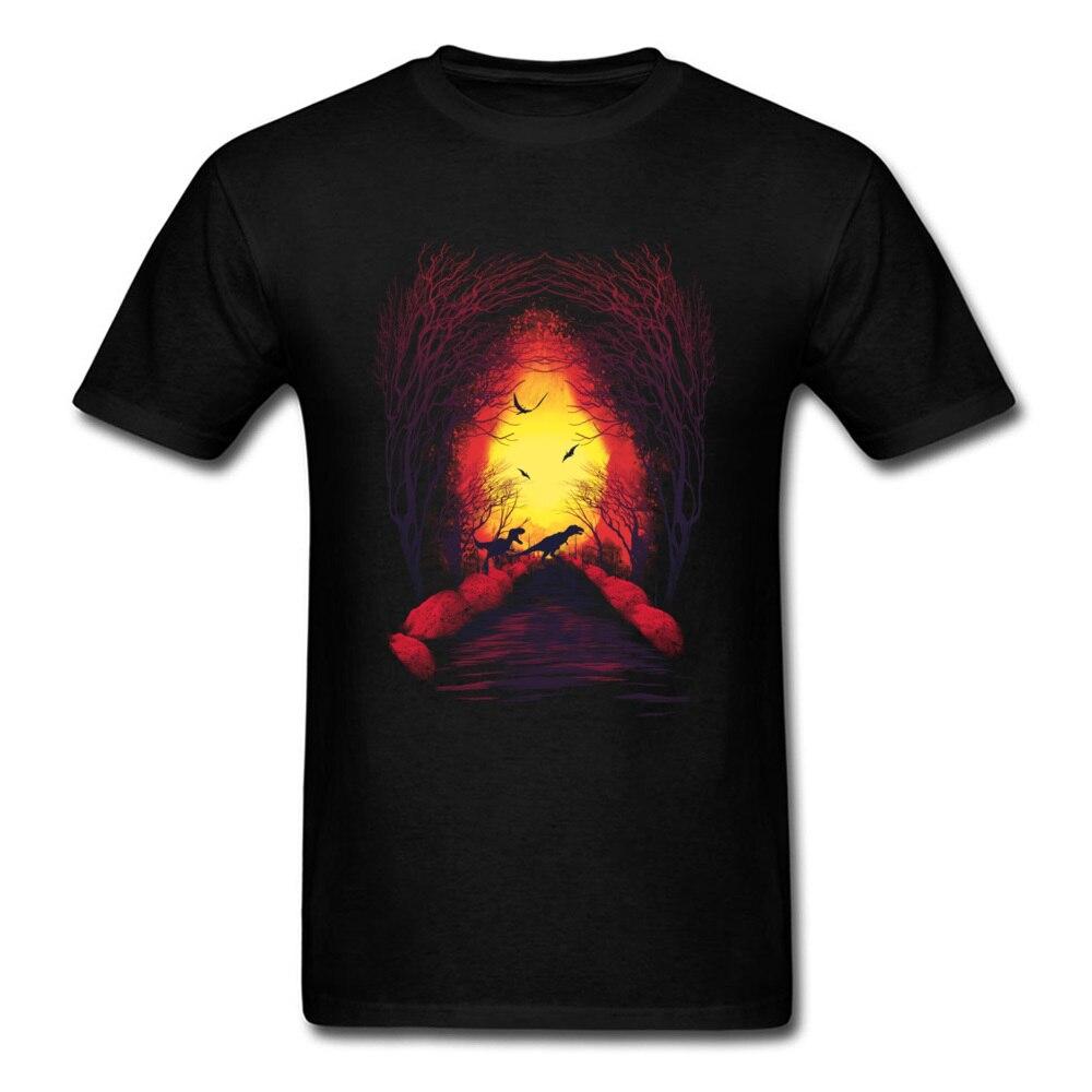 Ночные футболки, мужские летние дешевые футболки, вымирание динозавров в древних крутые футболки с 3D принтом, футболки, хлопковые топы