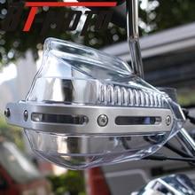 Handle Bar Hand Guard Handguard Protector Brake Clutch Protector Wind Shield for 2016-2018 BMW G310GS G310R G 310 R