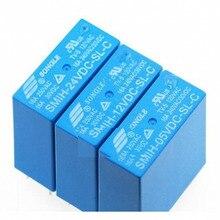 Série de relais 250V 05 12 24 V   Relais 16A V 8pin, nouveau jeu de Conversion Original, 10 pièces/lot