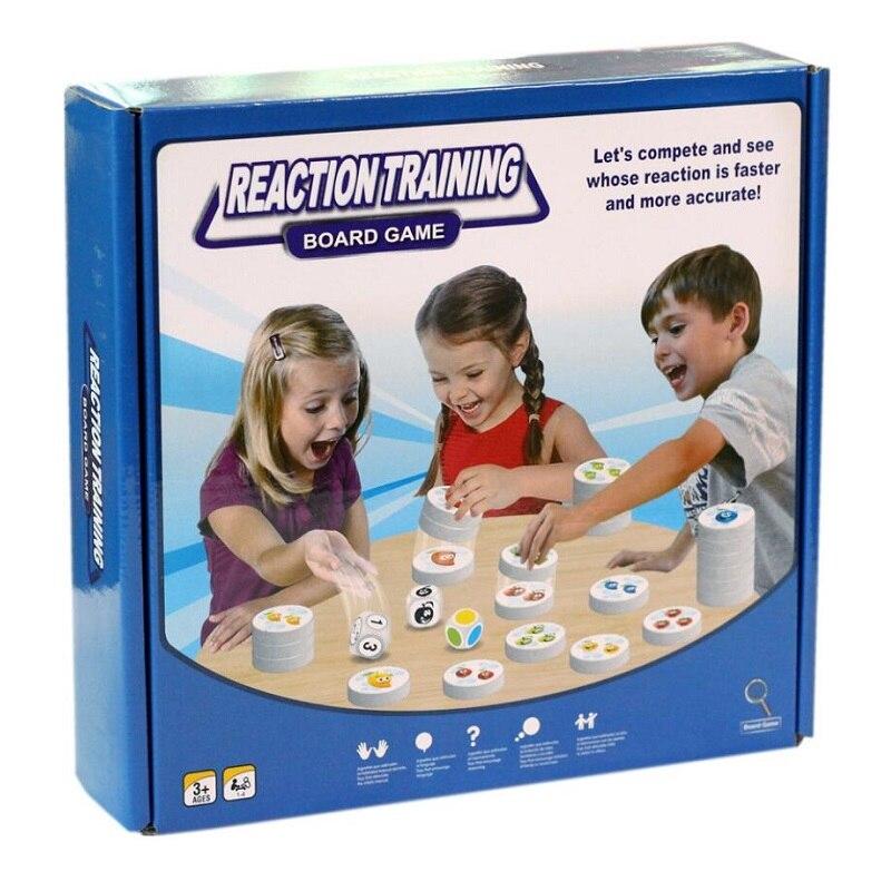 Juego de reacción frutal, pensamiento lógico, entrenamiento de reacción, interacción entre padres e hijos, juguete educativo de educación temprana