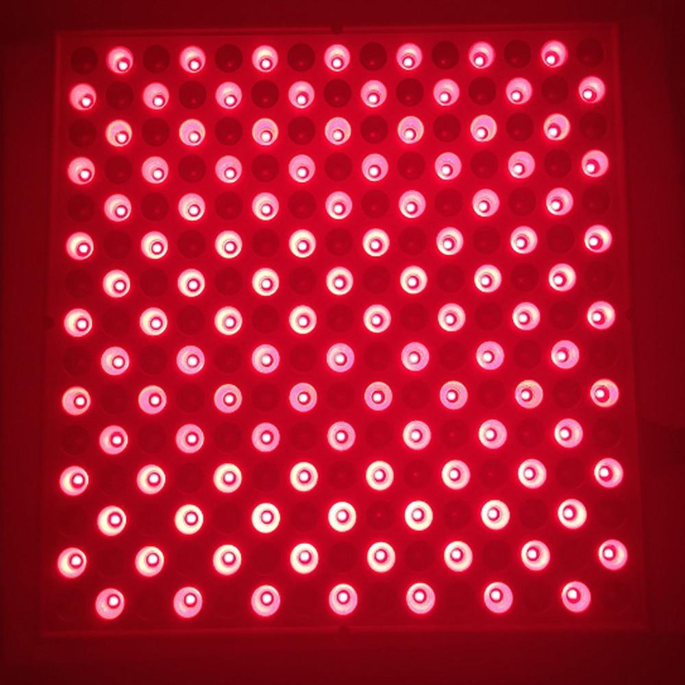 Красный 660nm смешанный IR 850nm 45W Светодиодный светильник для выращивания растений SMD 225 светодиодный светильник для выращивания комнатных раст...