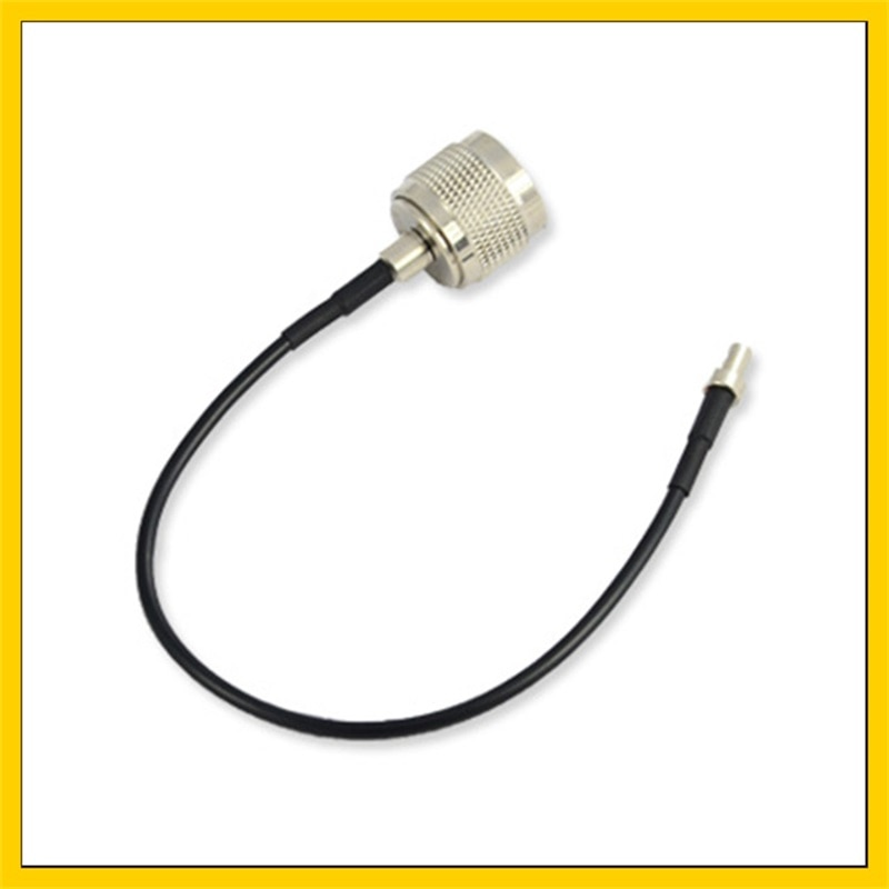 10 Pieces antenna Extension Cable TS9  to N Male Connector 50CM cable for modem and router