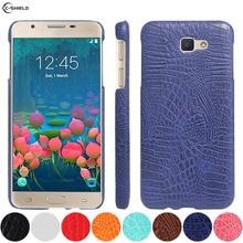 Samsung kılıfı Galaxy J7 J 7 Başbakan Duos SM-G610F/DS G610F/DS Telefonu Tampon samsung kılıfı J7Prime G610M SM-G610M Sert kapak