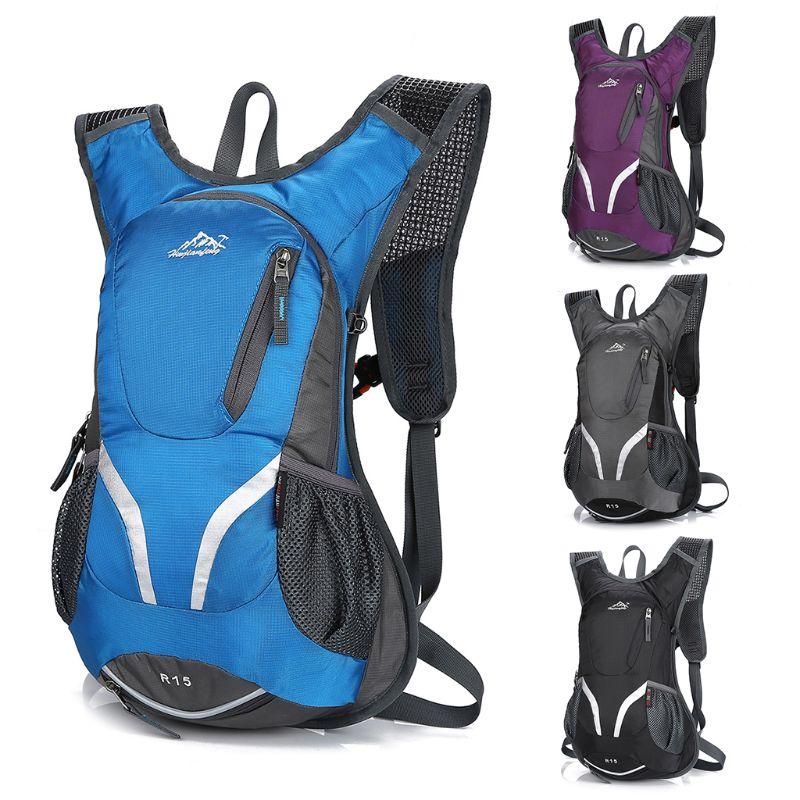 2020 New 10L MTB Bicycle Cycling Backpack Daypack Rucksack Hiking Camping Running Sports Bag