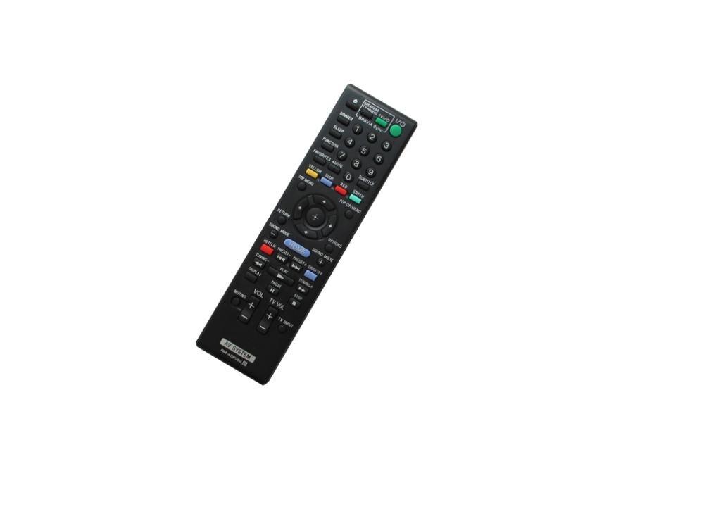 Control remoto para Sony BDV-E6100 HBD-E3100 HBD-E2100 HBD-E4100 HBD-E6100 añadir DVD sistema...