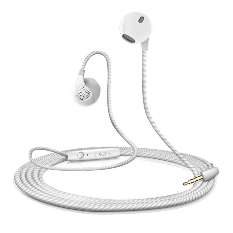 In-ear Earphone For iPhone 5 5S 6S Xiaomi Samsung Stereo earbud Headphone Bass Headset For Apple Ear