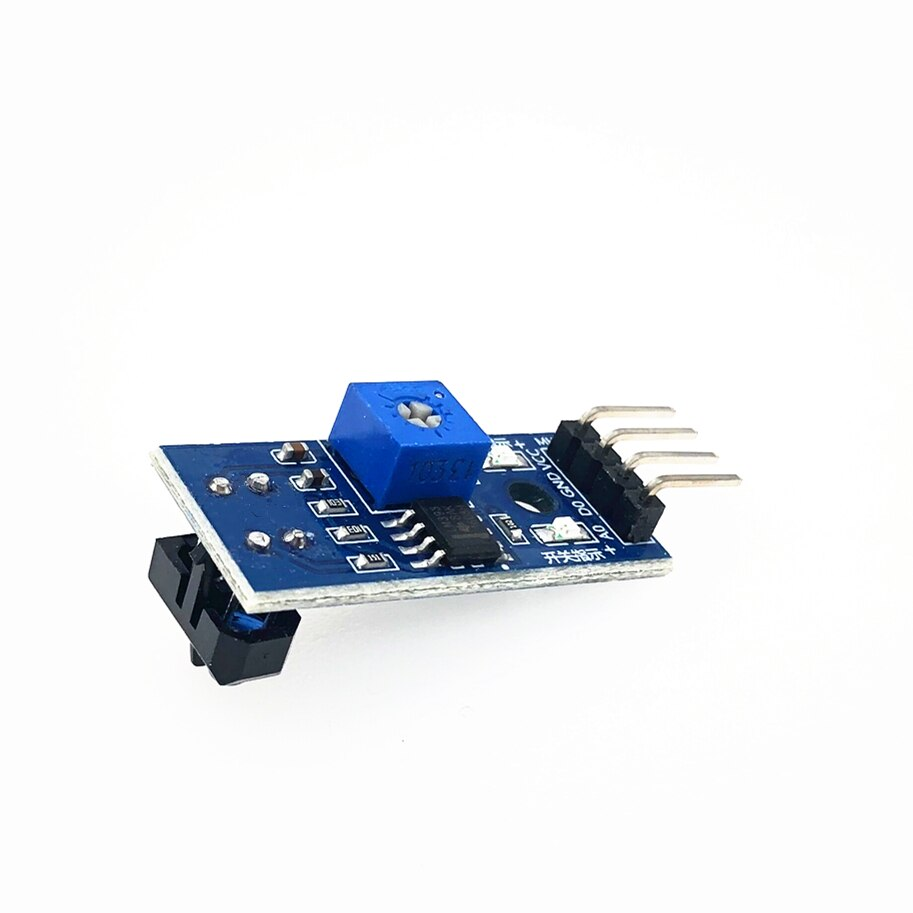 5 uds TCRT5000 sensor de reflectancia infrarroja módulo evitar obstáculos sensor de rastreo