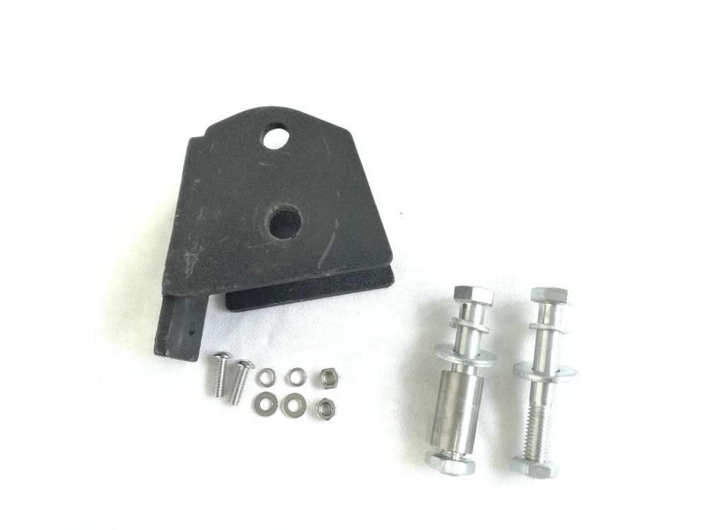 Accesorios de estilo de coche Jimny soporte de varilla de Panduro trasero (hacia arriba)