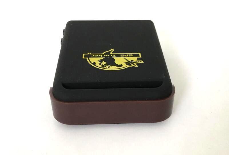 Rastreador GPS TK102-2,Xexun original, ranura para tarjeta SD, escucha, alerta de exceso de velocidad