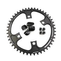 Fouriers MTB Bicyclee Single Chainring BCD110 46T 54T 58T Narrow Wide Teeth Fit Ultegra R8000 11 speed 11s Road Bike Chainwheel