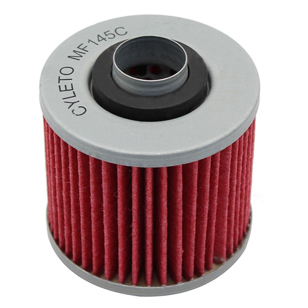 Масляный фильтр Cyleto для YAMAHA XT660X XT 660X2010 2011 MT03 MT 03 2006-2011 XVS650 XVS 650 V-STAR MIDNIGHT CUSTOM 650 2006-2010