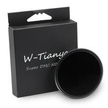 WTIANYA 95mm SLIM ND1000 Multi-Coated Glass Neutral Density 3.0 ND Filter (10 Stop) for 95 mm Digital Camera Lens