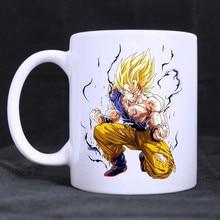 Tasse à café tasse de thé Dragon Ball   Drôle Dragon Ball Z 11 Oz