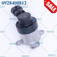 ERIKC 0928400812 diesel injector meter valve 0 928 400 812 Common Rail Fuel Pressure Regulat 0928 400 812 for Nissan Renault