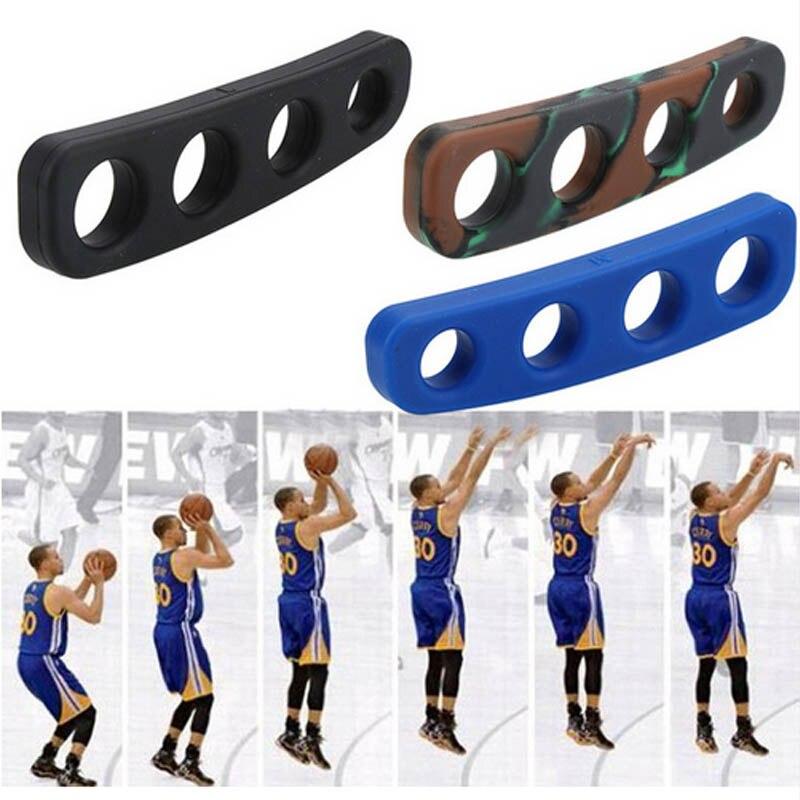1 Uds. Pelota de baloncesto de cierre de silicona, accesorios de entrenamiento para entrenador, talla S/M/L de tres puntos para niños, adultos, hombres y adolescentes