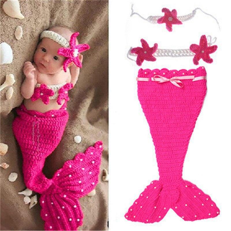 Реквизит для фотосъемки новорожденных девочек с блестками и хвостом русалки; Костюмы для фотосессии; Аксессуары для фотосессии для маленьких девочек
