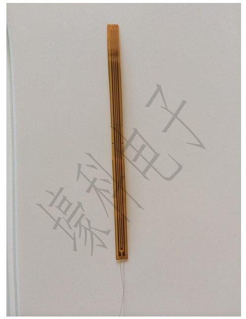 مجموعة واحدة من 10 قطعة احباط المقاومة سلالة مقاييس/سلالة مقاييس/ملموسة سلالة مقاييس BX120-100AA