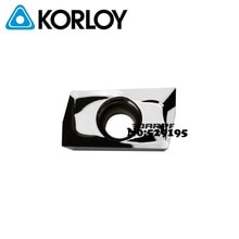 Original Korloy APKT1135PDFR-MA H01 Carbide Inserts for Aluminum and Copper APKT 1135 APKT1135 PDFR Milling Insert Lathe Cutter