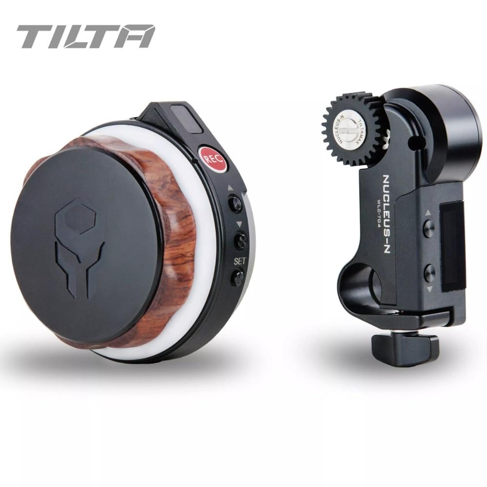 Instock Tilta Nucleus-Nano Wireless Follow Focus Motor Hand Wheel Controller Lens Control System for dji Ronin s Crane 2 Gimbal