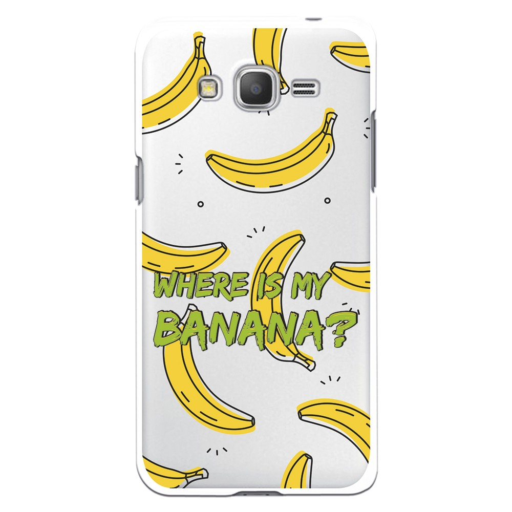 WP012 костюм банана чертеж стенда чехол для samsung Galaxy Grand Prime