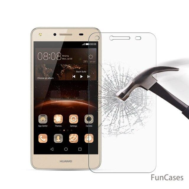 Para Huawei Y5 II Protector de pantalla de vidrio templado a prueba...
