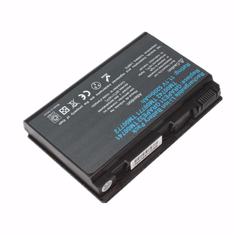 Juyaning-batería para ordenador portátil acer, 4400mAh, 5720G, 5720G, 7520G, 7520G, 7720G, 7720G,...
