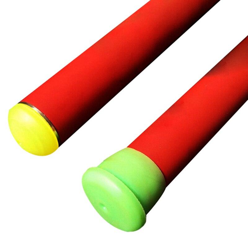 5Pcs Silicone Fishing Rod Protective Net Tube Cover Sleeve Fishing Rod Protective