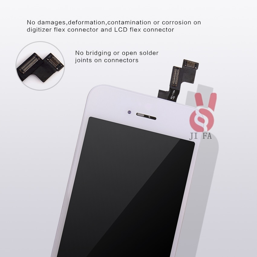 10PCS/LOT Quality AAA for IPhone SE LCD Screen Pantalla Replacement Touch LCD Display Digitizer Assembly Fast Shipping DHL enlarge