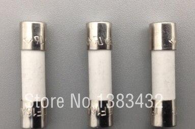 Ofertas, fusible de cerámica T6.3AH250V, 5x20MM, sin plomo, AliExpress