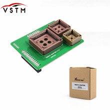 Новинка 2019, оригинальный адаптер Xhorse VVDI Prog TMS370 (PLCC28 PLCC44 PLCC68), автомобильный ключевой программатор, бесплатная доставка