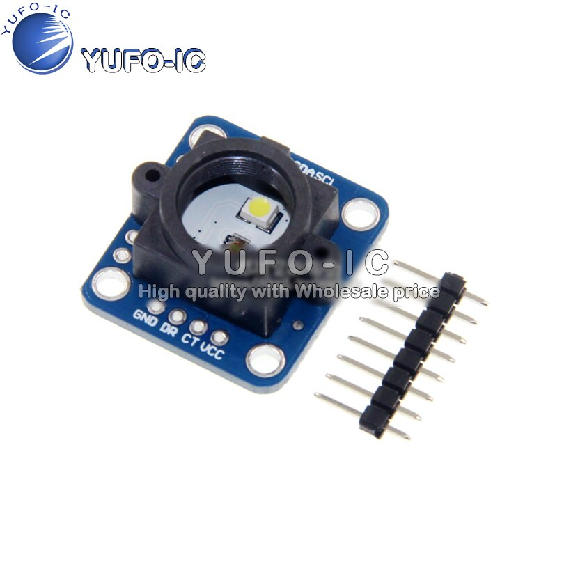 GY-33 TCS34725 Módulo sensor de identificación de inducción reemplazo TCS230 color TCS3200