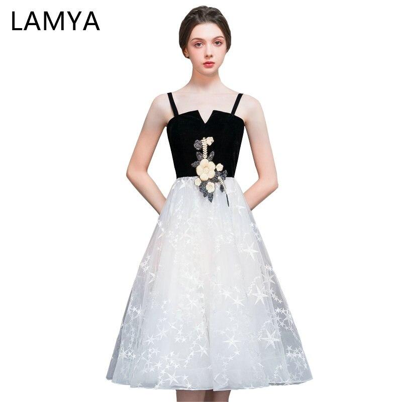 LAMYA بسيط شيفون حفلة فساتين لحضور الحفلات الموسيقية 2021 صدفي ألف خط فستان سهرة رخيصة بالإضافة إلى حجم أنيق مناسبة خاصة الثياب