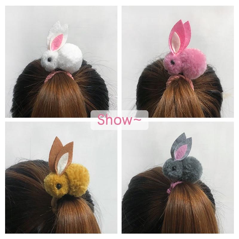 Миле кільце для волосся тварин з - Аксесуари для одягу - фото 5