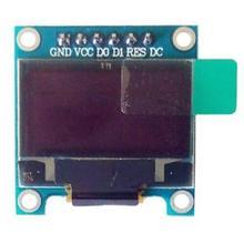 NoEnName_Null 0.96 pouces 6PIN SPI jaune bleu/blanc/bleu OLED Module SSD1306 lecteur IC 128*64