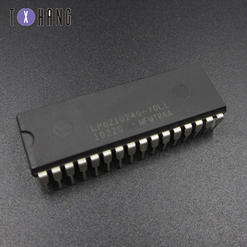 1/5 Uds LP621024D-70LL 621024D 621024D-70LL DIP-32 128K X 8 BIT CMOS SRAM