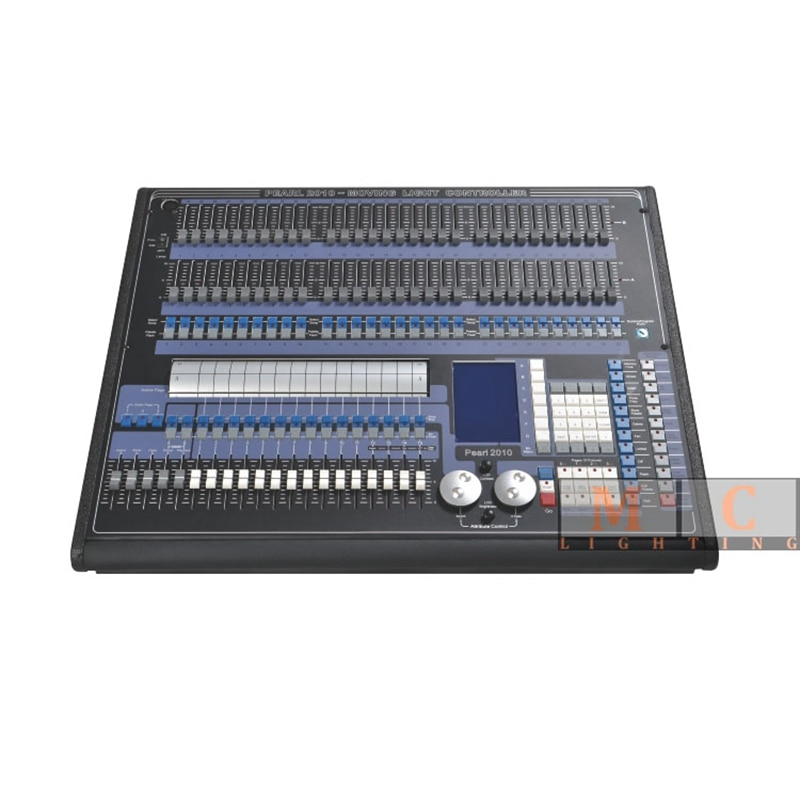 Pearl 2010 Console DMX Moving Head Controller Lighting Console for DMX Controller with flycase