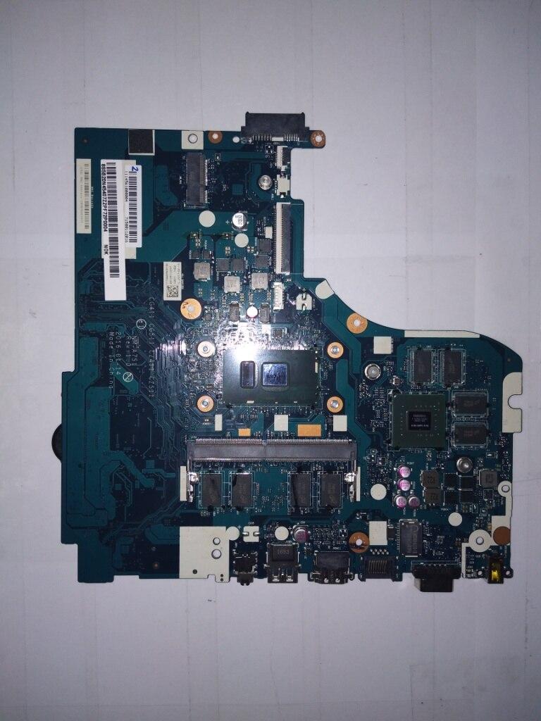 ينطبق على لينوفو 310-14ISK دفتر اللوحة I3-6006U I3-6100U VGA(2G) DDR(4G) رقم NM-A751 FRU 5B20N45407 5B20L35766