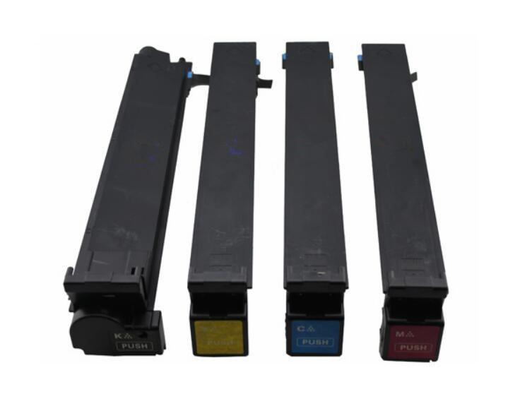 Color Printer Toner For Konica Minolta Magicolo C8650 Printer For Konica C8650 8650 Toner Cartridge  26K/20K