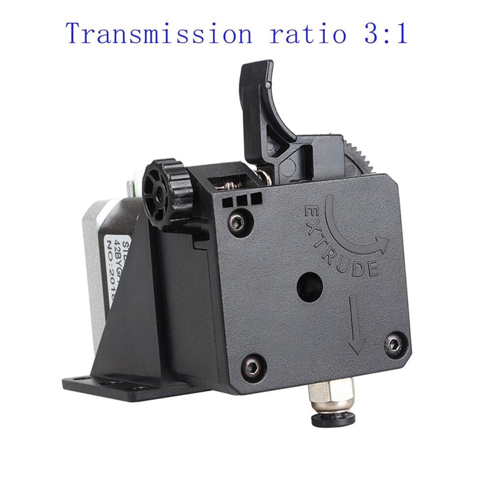 3D Printer Parts Titan Extruder Fully Kits For E3D V6 J-head Bowden Mounting Bracket 1.75mm Filament 3:1 transmission ratio