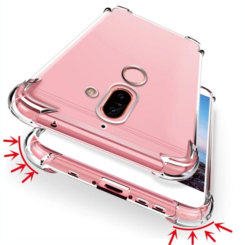 Para Samsung Galaxy J5 DE 2017 caso a prueba de golpes a prueba Samsung J4 Plus caso Samsung J6 caso J2 J3 J7 J8 2016 2018 Pro Max dúo cubierta