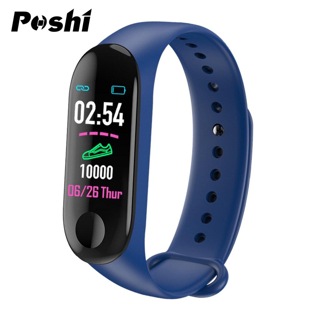 Smart Watch Women 2019 Bluetooth Sport Watch Digital OLED Waterproof Calorie Pedometer Heart Rate reloj hombre Smart Watch Men