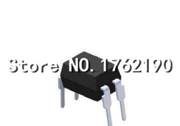 50 PÇS/LOTE PC814 DIP4 Optoacoplador DIP-4 acoplamento Fotoelétrico