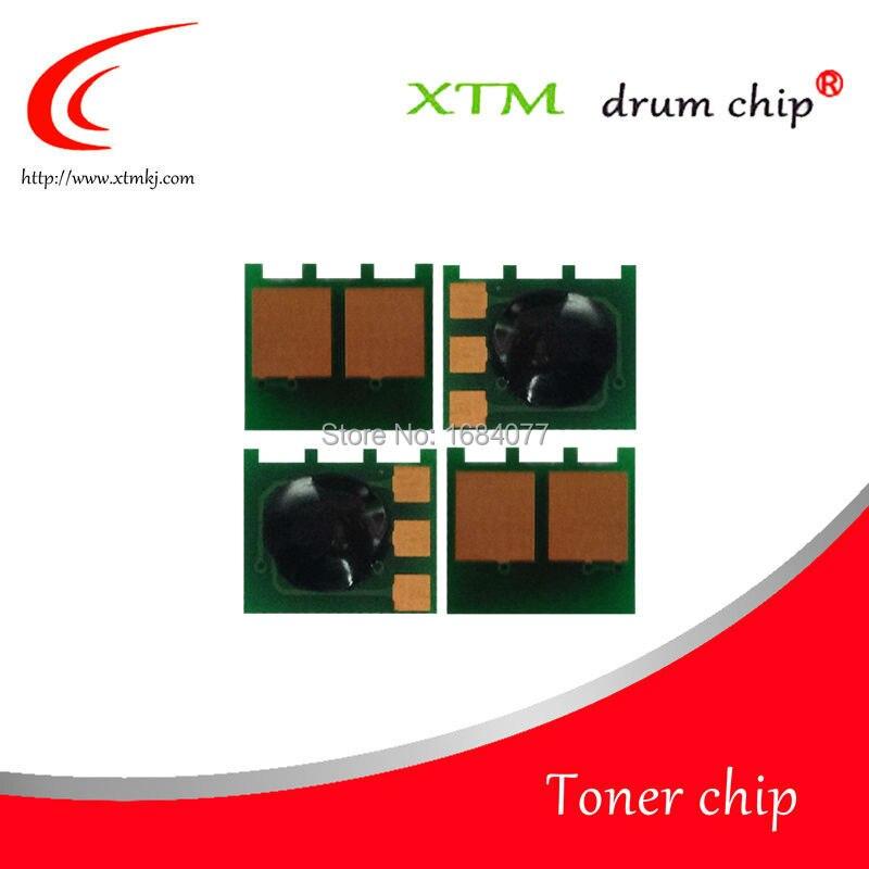 120X Toner chip CB540A CB541A CB542A CB543A para HP CP1215 CP1515 CP1518 CM1300 CM1312 chip de cartucho